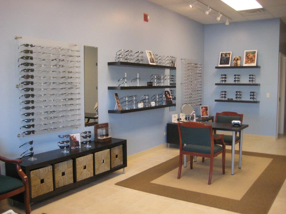 Exceptionnel Optometrist Office